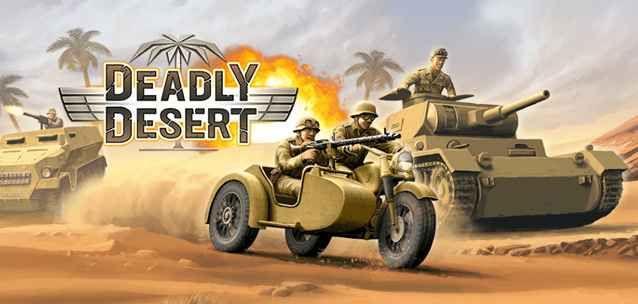 """1943 Deadly Desert - ottimo strategico a turni per Android e iPhone! HandyGames ha fatto davvero un ottimo lavoro con """"1943 Deadly Desert""""!!!  Il gioco (disponibile per Android e iPhone) è uno strategico a turni ambientato negli """"affollati"""" deserti africani della Se #android #iphone #strategico #guerra #videogi"""