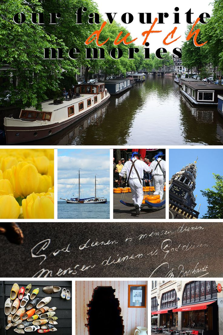 Our Favourite Dutch Memories