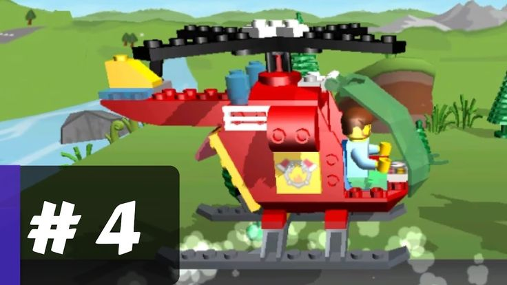 LEGO Juniors Create & Cruise 2 - Walkthrough Part 4 | Lego Juniors Game | Games For Children To Play