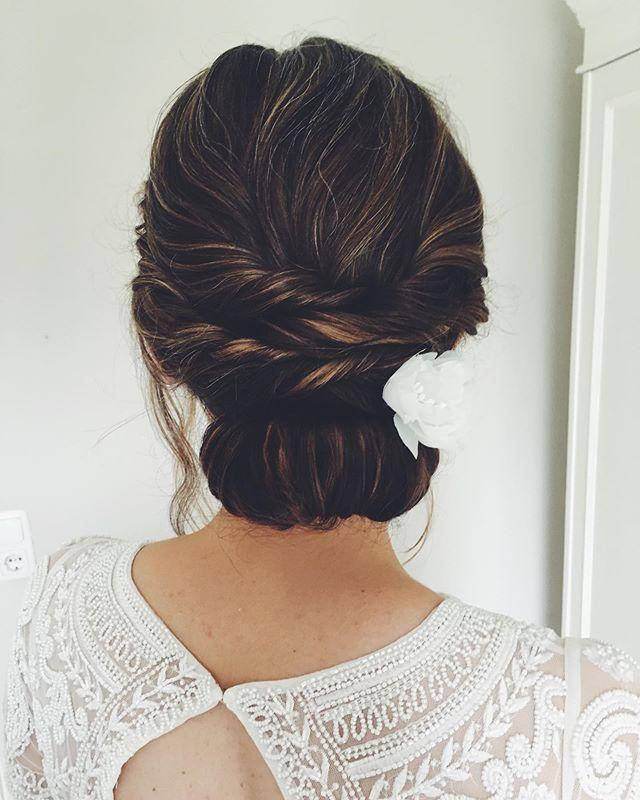 Romantische Moderne Brautfrisur Hair Styles Beauty Dreadlocks