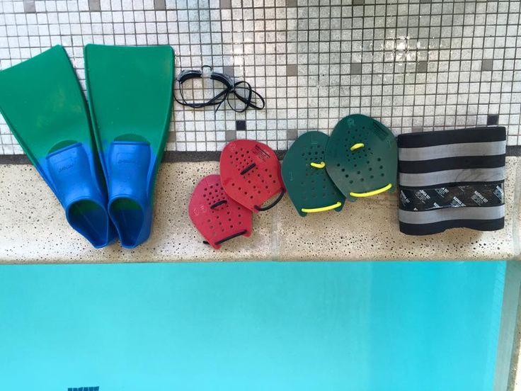swim triathlon training