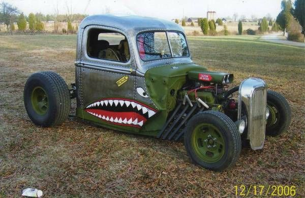 7 Best Images About Rat Rod On Pinterest Trucks Chevy