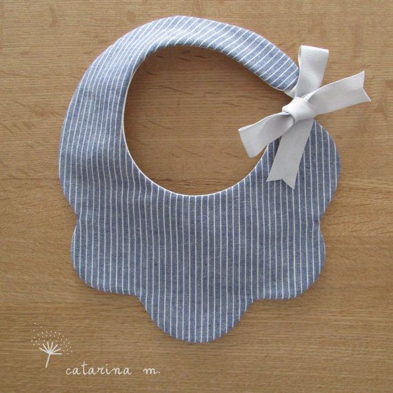 BABY BIB PATTERN Model n.1 Catarina M. by catarinamcrafts