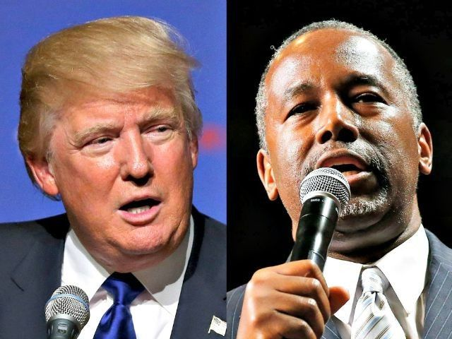 BEN CARSON, DONALD TRUMP TAKE STAND AGAINST SHARIA AS AMERICANS BRACE FOR MIGRANT INFLUX. yeah, true leaders with a backbone to stand up to the takeover and PC  garbage.