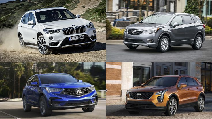 The Best 2019 Luxury SUVs Under 40,000 Cool sports cars