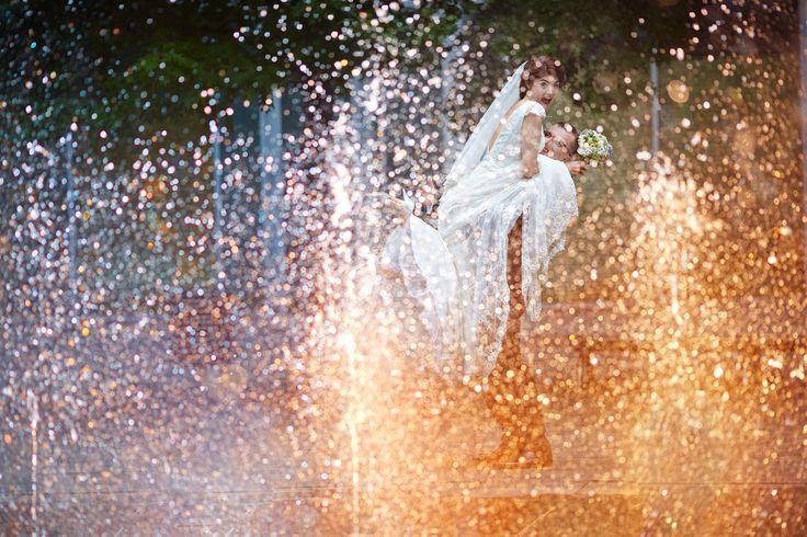 Foto del matrimonio di luglio  4 di Izabella Górska sul MyWed