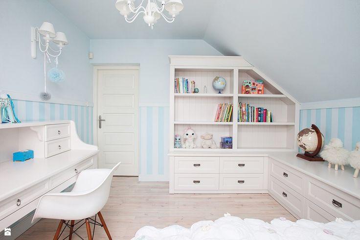 Pokój dziecka styl Klasyczny - zdjęcie od Małgorzata Kamińska Projektant wnętrz - Pokój dziecka - Styl Klasyczny - Małgorzata Kamińska Projektant wnętrz