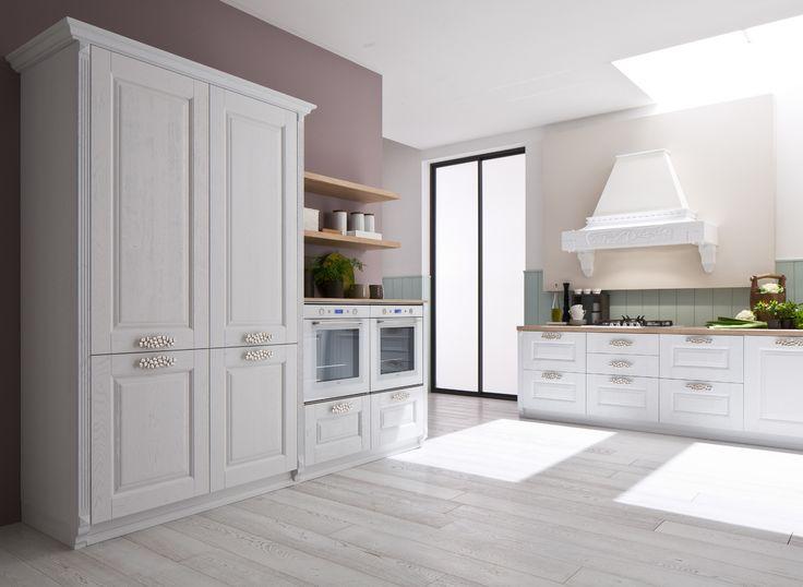 15 best Scegli le cucine classiche di colore bianco images on ...