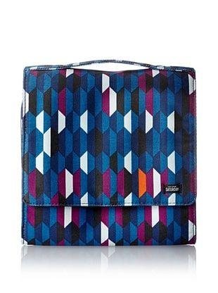 36% OFF Kate Spade Saturday Women's Fold-Up Cosmetic Bag, Shifting Shapes