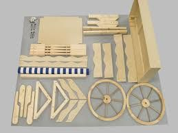 Image result for how to make a collapsible candy cart