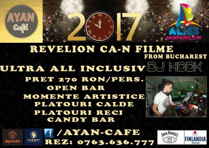 Revelion ca-n filme 2017 Vino cu prietenii alaturi de noi sa traiesti unREVELION CA-N FILME,DJ HOOK dinBucurestiva da tonul distractiei cu cea mai buna muzica, iar colegii de laEVENIMENTE FER…
