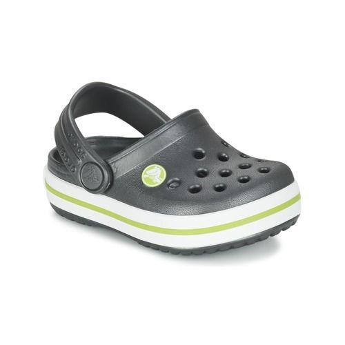 Tofflorna står vid dörren! För de som har en känsla för mode och smak, ta en titt på dessa från Crocs.  Så slutar den rustika stilen. Med sina detaljer kategoriserar vi dessa som definitiva modeskor!  - Färg : Grå / Grön - Skor Barn 319,00 kr