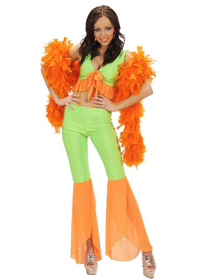 De leukste disco kleren bestel je goedkoop op Vegaoo.nl, online feestwinkel in Nederland en België!