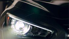 INFINITI Q50 Adaptive Front Lighting System