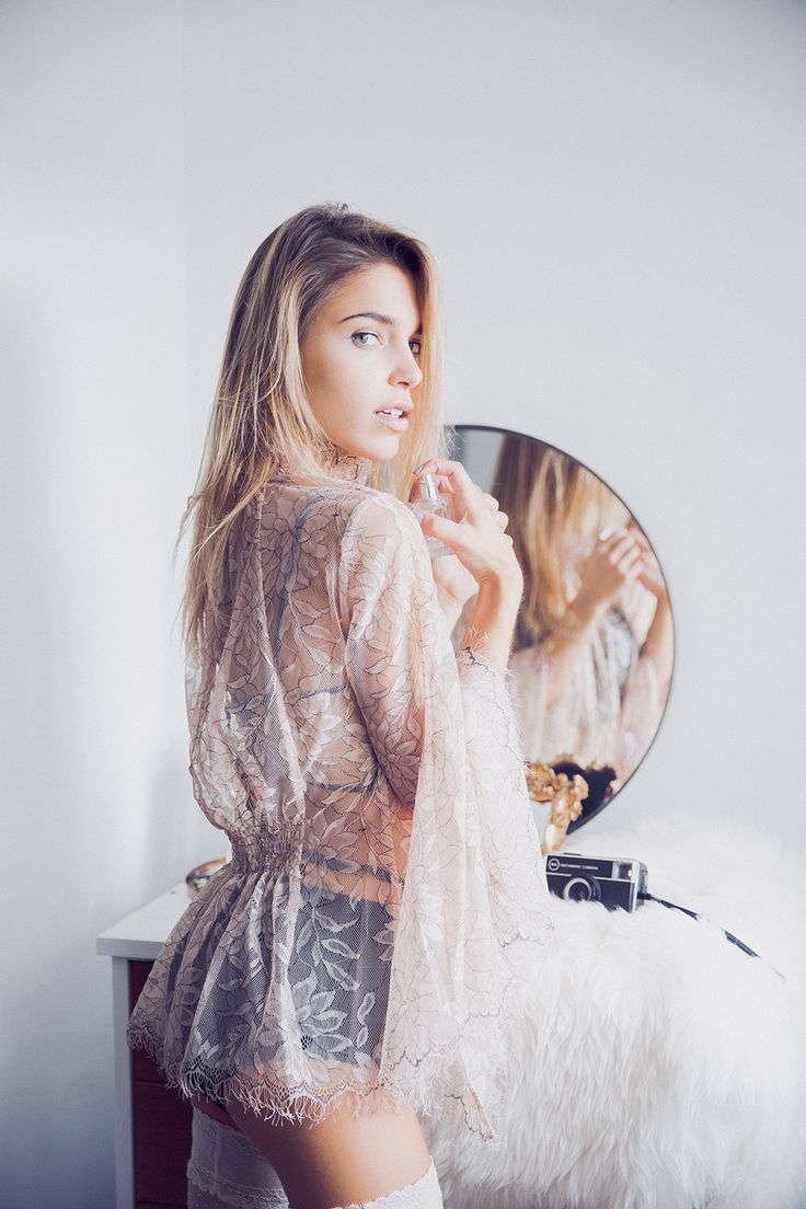 Delicate details and floral appliqués make their own love story.  Featured Brands: For Love And Lemons, SKIVVIES, Alice McCall and Capulet Shop Lingerie at meliestore.com