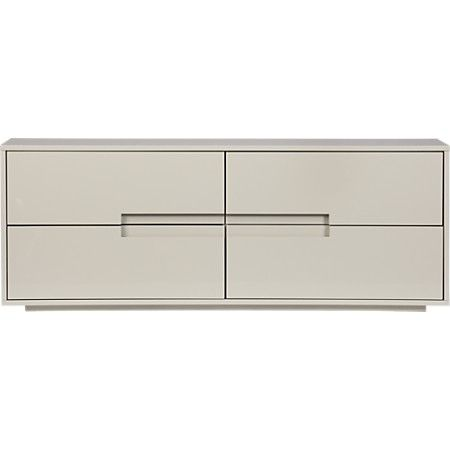 Lattitude Low Dressr Oat F11- use as TV console with storage