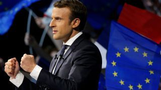 French election 2017: The best bet for a new world order begins with France's election tomorrow, and Emmanuel Macron — Quartz