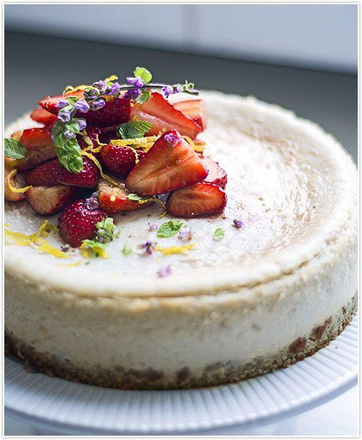 Vegan cheesecake עוגת גבינה טבעונית