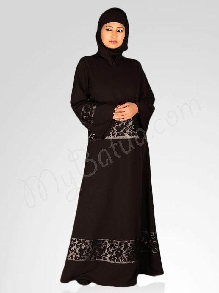Online burqa shopping