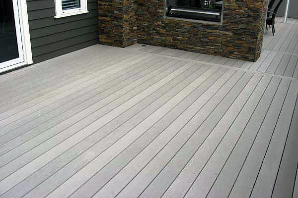 The 25 best composite decking prices ideas on pinterest for Fiberon decking cost per square foot