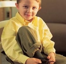 Pre-k rhyme time:  How to Teach a Child to Tie Shoes