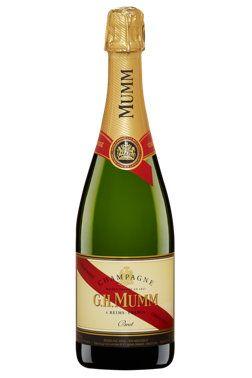 Champagne Mumm Cordon Rouge Brut + sac + porte-clé