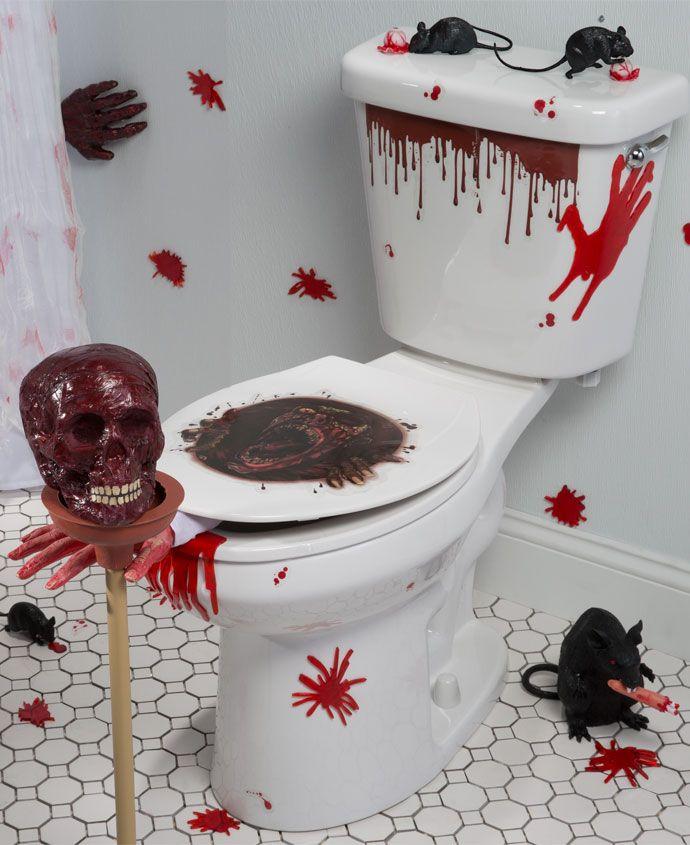 Best 25+ Zombie Party Decorations Ideas On Pinterest