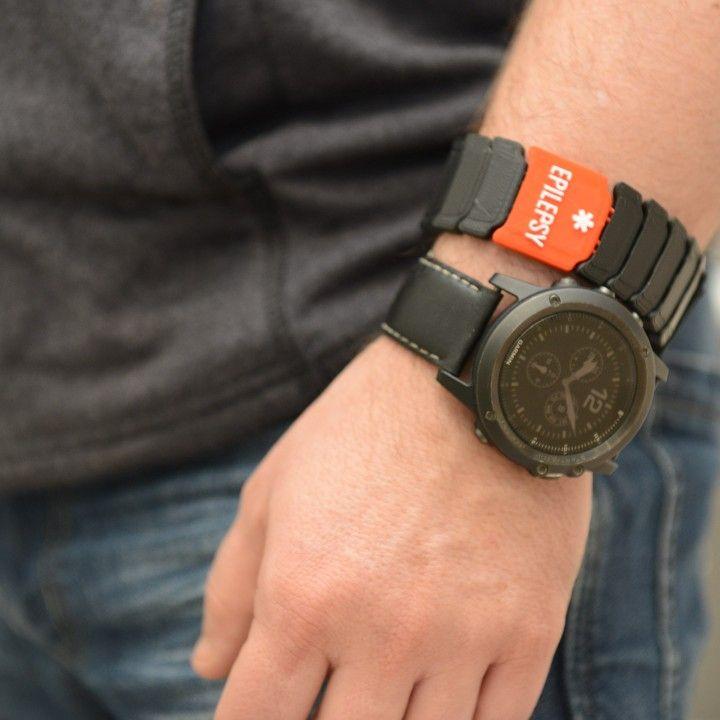 Medical ID Bracelets by Clockspring
