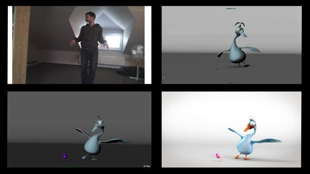 """Here is the short making of from the second teaser of short movie """"Magic Forest"""". I`d like to present animation process from the reference to the final shot.  Music by soundeck.com  For more information visit magicforestmovie.com"""