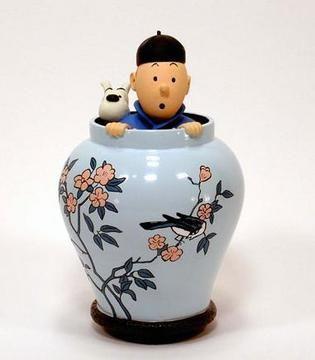 Tintin et le Lotus Bleu - Collection Moulinsart