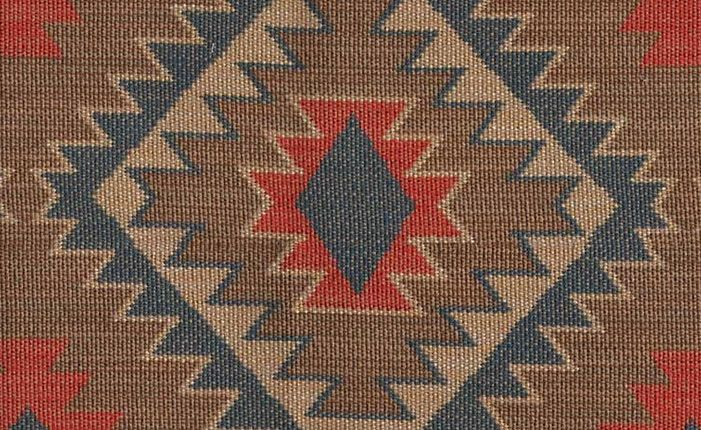 Good Look Room - Fabrics - Collections - Andrew Martin: Tomahawk Brick