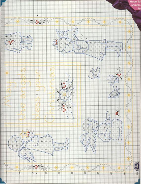 Gallery.ru / Фото #17 - Cross Stitch Collection 073 рождество 2001 - tymannost