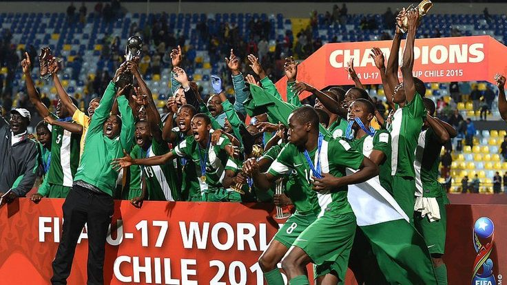 Welcome to Olusola Olaniyi's Planet blog : NIGERIA'S UNDER 17 SQUAD WIPED OUT AS HALF ARE OLD...