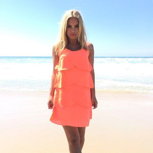 Aliexpress.com: Comprar 2015 chifon encaje algodón del o cuello verano fiesta vestido de playa sin mangas Mini mujer elegante vestido de mujer encima de la rodilla de Vestidos fiable proveedores en fashion top