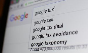 Google pays €47m in tax in Ireland on €22bn sales revenue - The Guardian
