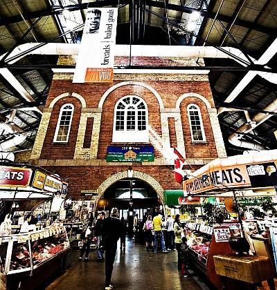 St Lawrence Markets, Toronto, Canada