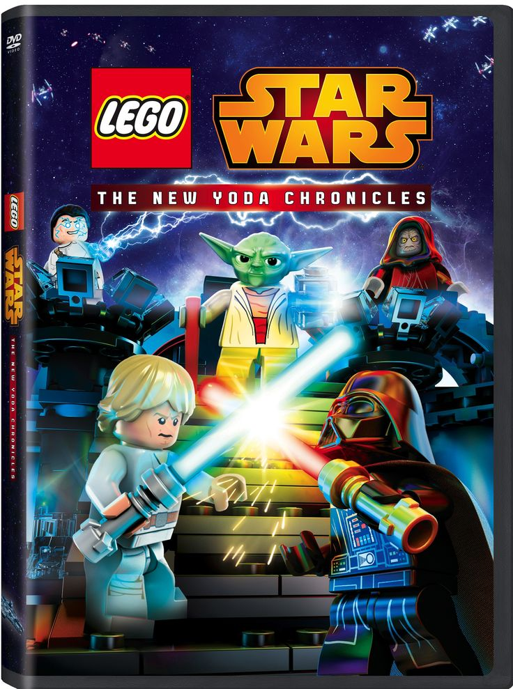 Lego Star Wars: The New Yoda Chronicles Heads to DVD 9/15