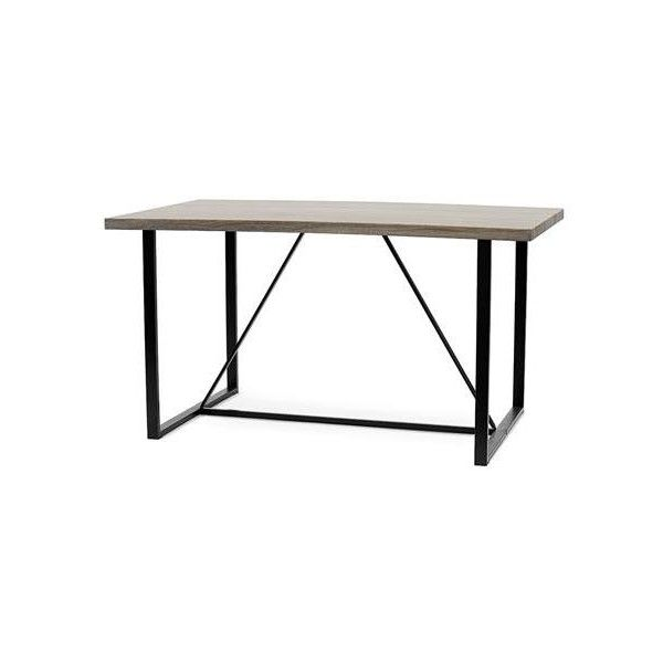 industrial dining table kmart 52 liked on polyvore featuring home furniture. beautiful ideas. Home Design Ideas