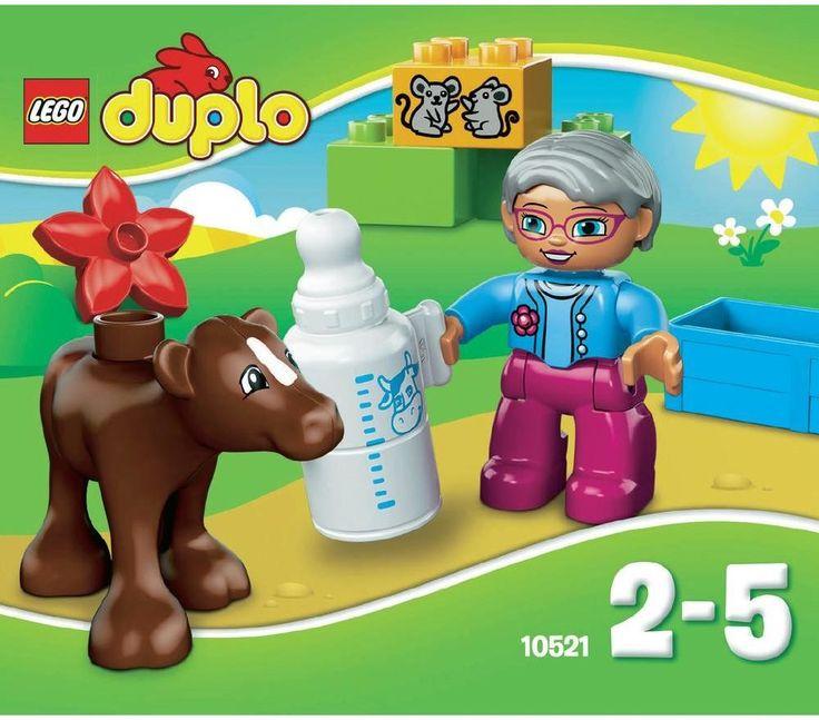 Lego Duplo 10521 Telátko - 0