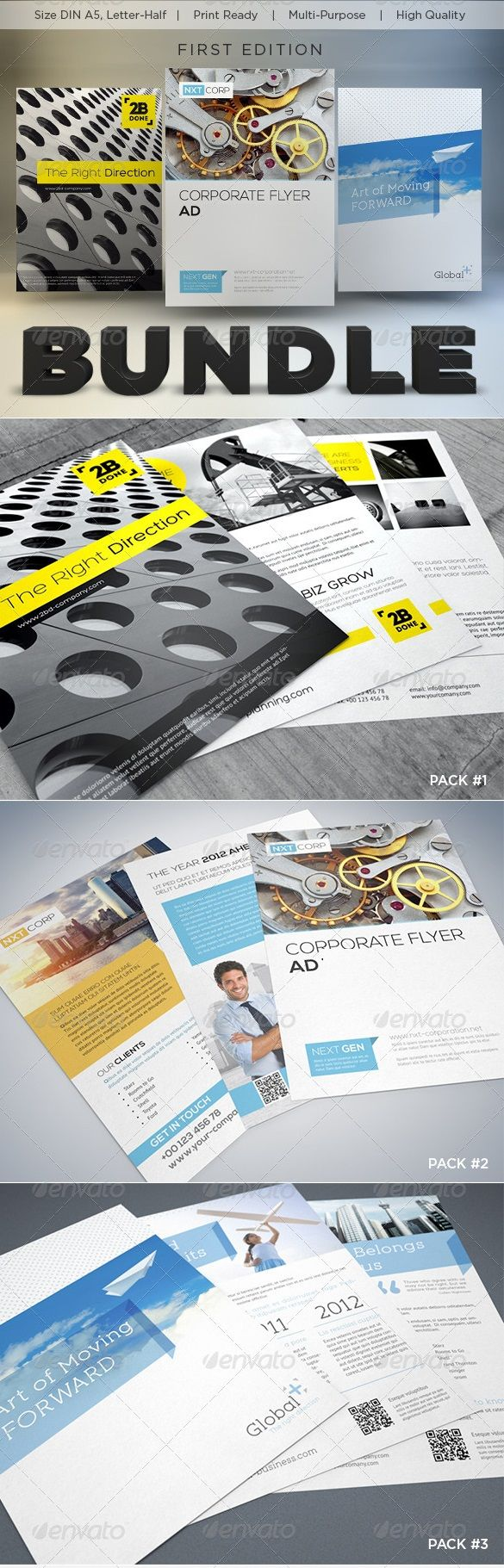 CORPORATE FLYER AD. Get it customized as per your needs in only $15.67 http://www.devloopers.com/design/flyers/corporate-flyers/corporate-flyer-ad
