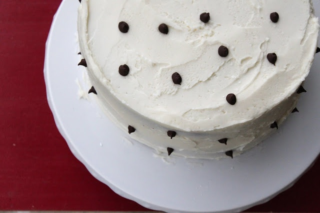 A Bountiful Kitchen: Amys Bakery Black and White Cake