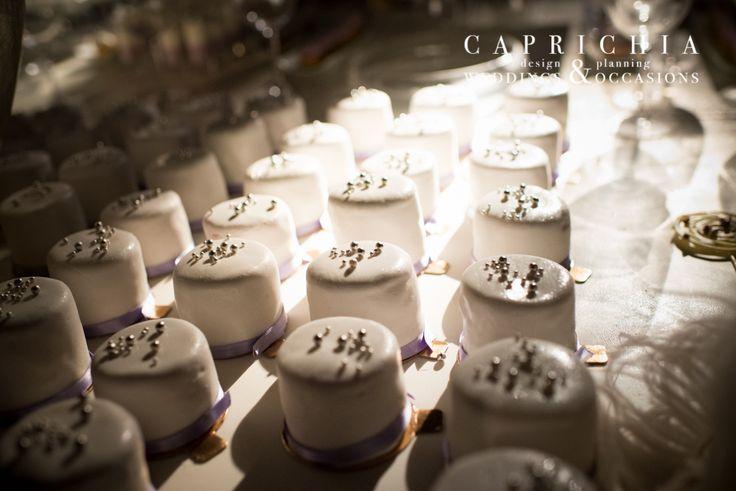 #Pasteles. ----- #Pastries   Goyo #Catering (2014) Foto: @mireiagc Wedding Planner: @caprichia #boda #wedding
