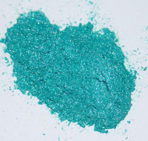 Zeemeermin cosmetische Grade micapoeder groen oogschaduw