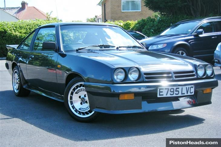 Used 1988 Opel Manta for sale in Wirral | Pistonheads