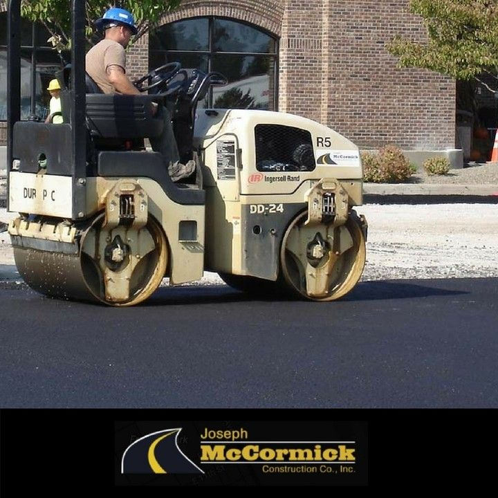 We offer a myriad of solutions for parking lots. Whether its patching structural repairs or resurfacing Joseph McCormick Construction can help you decide what solution is right for you! . . . . .  #Erie #EriePa #Pa #Pennsylvania #ErieConstruction #JosephMcCormick #Paving #sustainability #asphaltrepairs #roadwayresurfacing #paving #sitedevelopment #demolition #eriegram #eriephotographer #erielife #asphalt #asphaltpaving #814 #familyowned #familybusiness #pennsylvanialife #instagood…