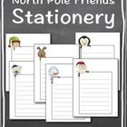 This free download includes 6 blank writing stationery sheets that can be used in multiple ways this season, including:  • writing letters to Santa...