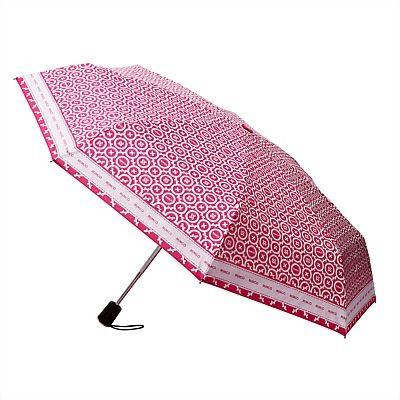 Packable Automatic. There's nothing like a hot pink umbrella-ella-ella to make the rain that little less miserable. #mimcomuse