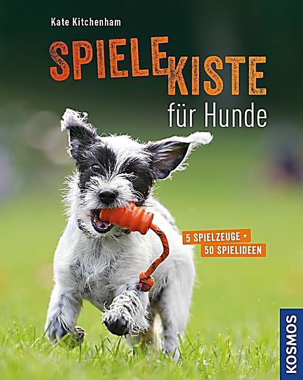 Spielekiste Fur Hunde Kate Kitchenham Kartoniert Tb Buch In 2020 Hunde Spielideen Und Bucher
