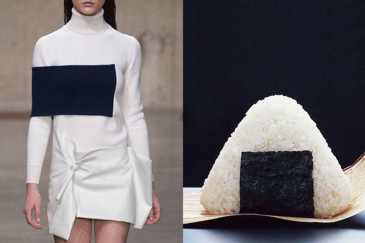 runway fashion design