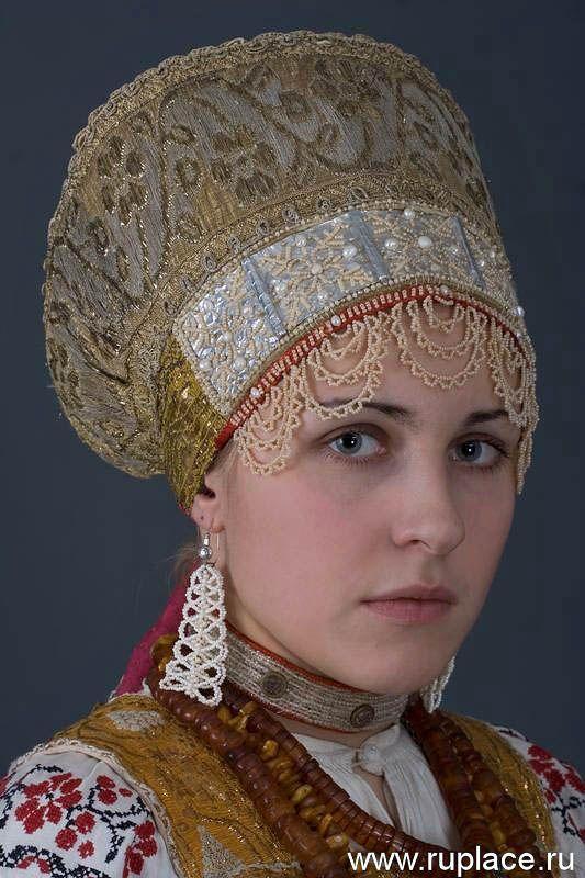Russian traditional folk costume  русские традиционные народные костюмы